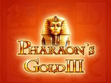 игровые автоматы Pharaoh's Gold III играть