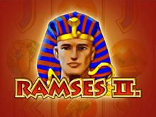 игровой автомат Ramses II / Рамзес 2