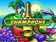 игровой автомат Champagne / Шампанское