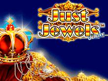 игровой автомат Just Jewels Deluxe / Алмазы Делюкс / Драгоценности Делюкс