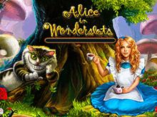 игровой автомат Alice In Wonderland / Алиса В Стране Чудес