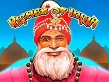 игровой автомат Riches Of India / Богатство Индии / Принцесса Индии