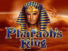 игровой автомат Pharaoh's Ring / Кольцо Фараона