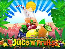 игровой автомат Juice 'N' Fruits / Сок И Фрукты / Фруктовый Сок