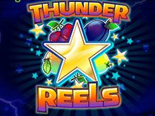 игровой автомат Thunder Reels / Барабаны Грома / Раскаты Грома