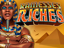 игровой автомат Ramesses Riches / Богатство Рамсеса