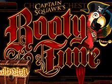 игровой автомат Booty Time / Время Добычи / Время Пиратов