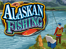игровой автомат Alaskan Fishing / Рыбалка На Аляске
