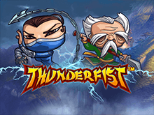 игровой автомат Thunderfist / Громовой Кулак / Кулак Грома
