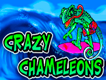 игровой автомат Crazy Chameleons / Сумасшедшие Хамелеоны