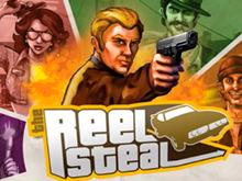 игровой автомат Reel Steal / Ограбление