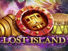 игровой автомат Lost Island / Затерянный Остров
