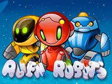 игровой автомат Alien Robots / Роботы Пришельцы